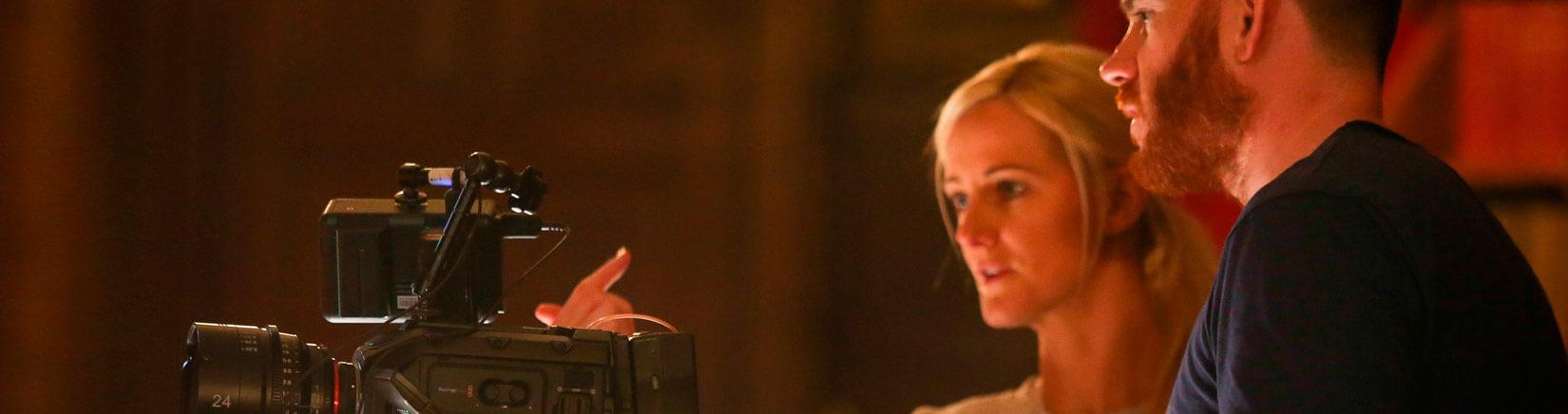Zoe Kirk-Fellows from Zeddy Productions
